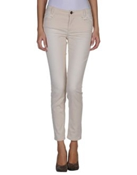 Marc Cain Casual Pants Beige