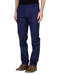 Richard Nicoll Trousers Casual Trousers Men Dark Blue