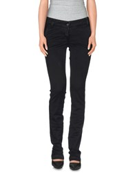 Heaven Two Trousers Casual Trousers Women Black