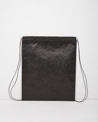 Saskia Diez Papier Backpack Black
