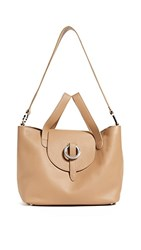Meli Melo Rose Thela Medium Tote Light Tan