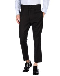 Ann Demeulemeester Trousers Casual Trousers Men Steel Grey