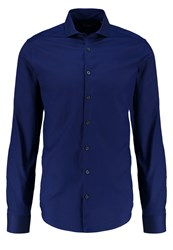 Tiger Of Sweden Steel Slim Fit Shirt Dunkelblau Dark Blue