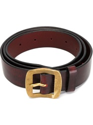 Dsquared2 Metal Buckle Belt