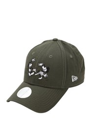 New Era 9Forty Winter Pack Wmns Hat Green
