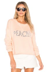 Wildfox Couture Peachy Sweater