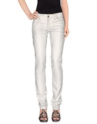Galliano Jeans White
