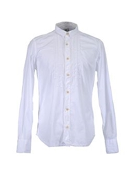 Coast Weber And Ahaus Long Sleeve Shirts White