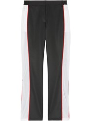 Burberry Mesh Embellished Tailored Track Pants 60