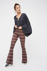 Free People Womens Float Away Flare