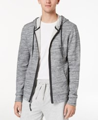 American Rag Men's Full Zip Hoodie Created For Macy's Gun Metal