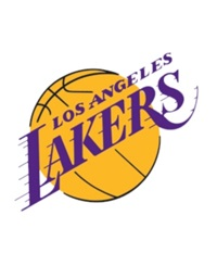 Wincraft Los Angeles Lakers Die Cut Decal Team Color