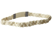 The North Face Rope Band Elastic Headband Vintage White Headband Beige
