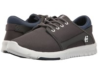 Etnies Scout Grey Navy Women's Skate Shoes Multi