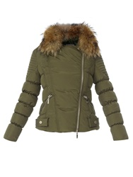 Relish Giuba Padded Jacket Green