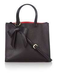 Therapy Joy Tote Handbag Black