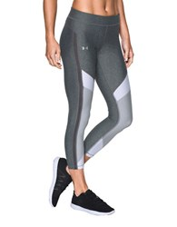 Under Armour Skit Fit Cropped Leggings Carbon Heather