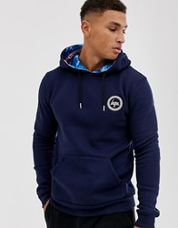 Hype Cosmo Hoodie Navy