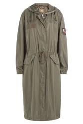 True Religion Military Inspired Raincoat Gr. S