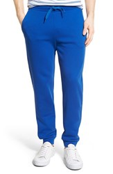 Men's Lacoste Drawstring Sweatpants Delta Blue