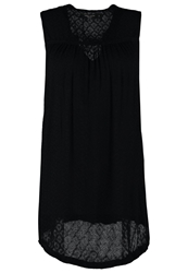 Teddy Smith Blouse Noir Black