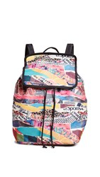 Le Sport Sac Lesportsac Gabrielle Backpack Y2k Collage