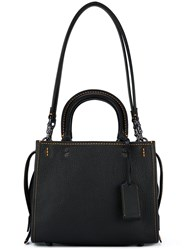 Coach 'Rouge' Tote Bag Black
