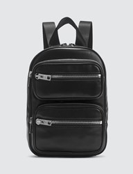 Alexander Wang Attica Soft Medium Backpack Black