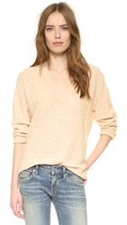 Zadig And Voltaire Apple Pullover Sweater Ficelle