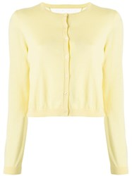 Red Valentino Round Neck Cardigan 60
