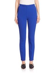 Mary Katrantzou Wool Trouser Electric Blue
