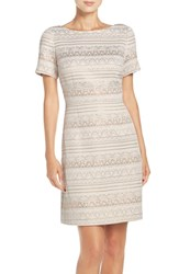 Vince Camuto Women's Jacquard Sheath Dress