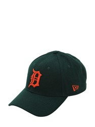 New Era 9Forty Winter Utility Melton Hat Green
