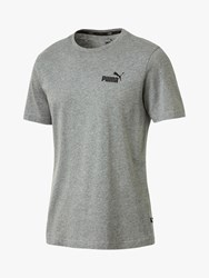 Puma Essential Logo Training Top Grey