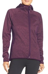 The North Face Women's 'Arcata' Water Resistant Jacket Blackberry Wine Heather