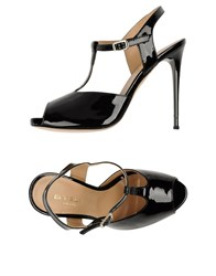 Stele Footwear Sandals Women Black