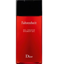 Christian Dior Fahrenheit Shower Gel 200Ml