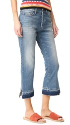 Siwy Jane B Crop Straight Jeans One More Change