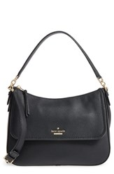 Kate Spade New York Jackson Street Colette Leather Satchel Black