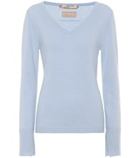 81 Hours Cabin Cashmere Sweater Blue