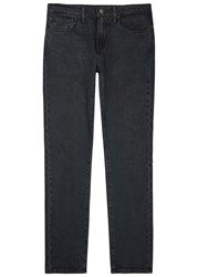 Levi's 512 Charcoal Tapered Jeans Nearly Black