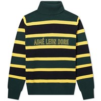 Aime Leon Dore Knitted Turtleneck Sweat Green