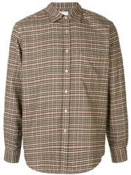 Portuguese Flannel Check Shirt 60