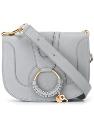 See By Chloe Hana Crossbody Bag Grey