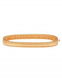 Roberto Coin Princess Slim 18K Rose Gold Bangle
