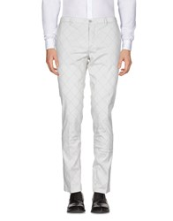 Obvious Basic Casual Pants Light Grey
