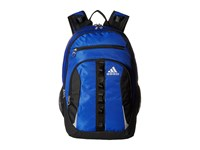 Adidas Prime Ii Backpack Bold Blue Black Neo White Backpack Bags