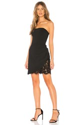 Amanda Uprichard Devyn Dress Black