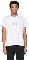Wonders Ssense Exclusive White Among T Shirt