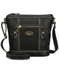 B.O.C. Park Slope Crossbody Black Black